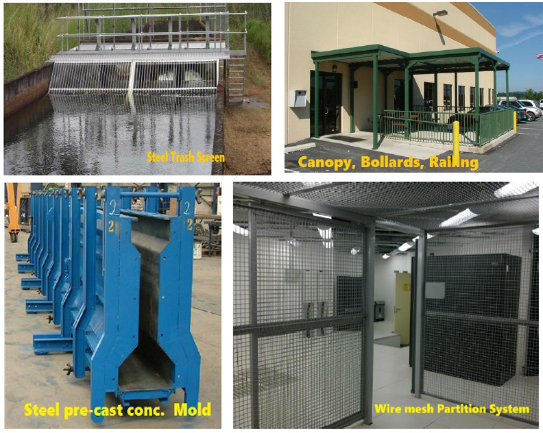 Misc  Steel Product Fabrication Saudi Arabia | Hi-Tech