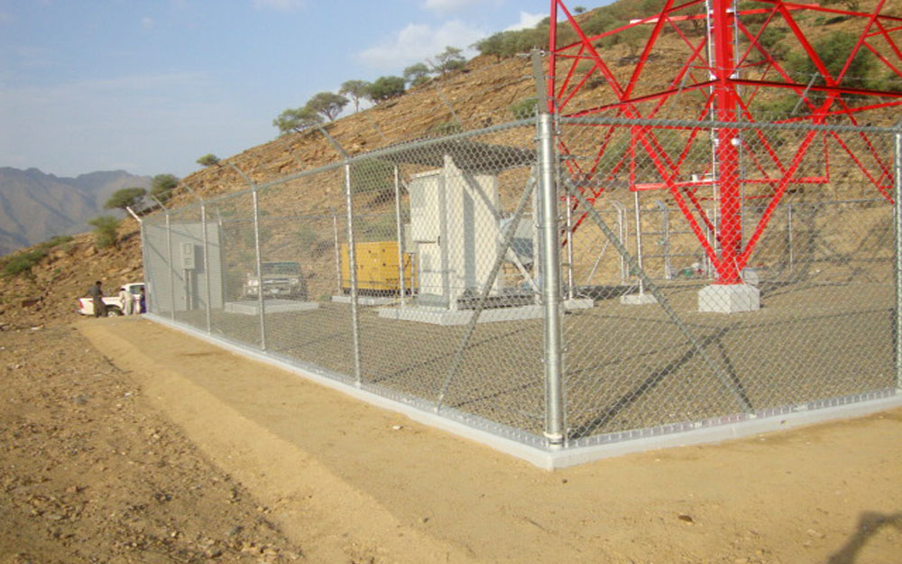 Hi-tech - Fence and Steel Industry